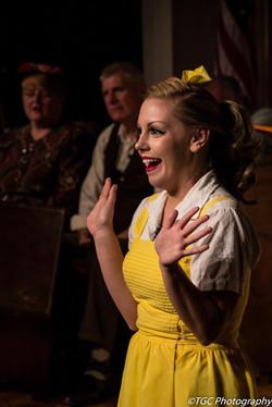 Chelsie as Denise Sanders