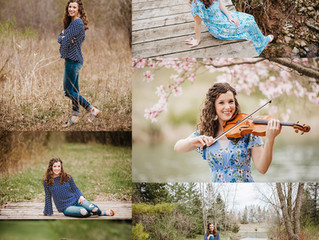 Spring Senior Session