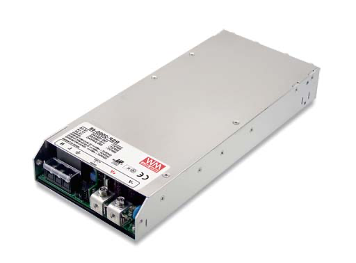 TiGHT POWER 2000W, IP20, 24V Powered by MeanWell