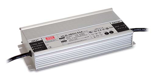 TiGHT POWER 480W, IP67, 24V Powered by MeanWell