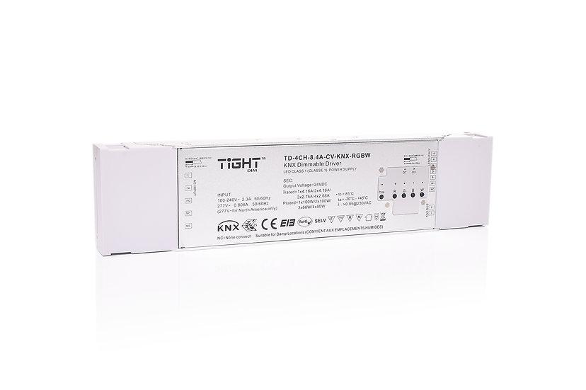 KNX 4CH DIM RGBW CV 200W 100-240VAC