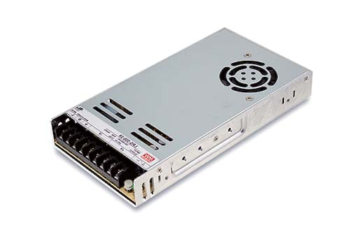 TiGHT POWER 350W, IP20, 24V Powered by MeanWell