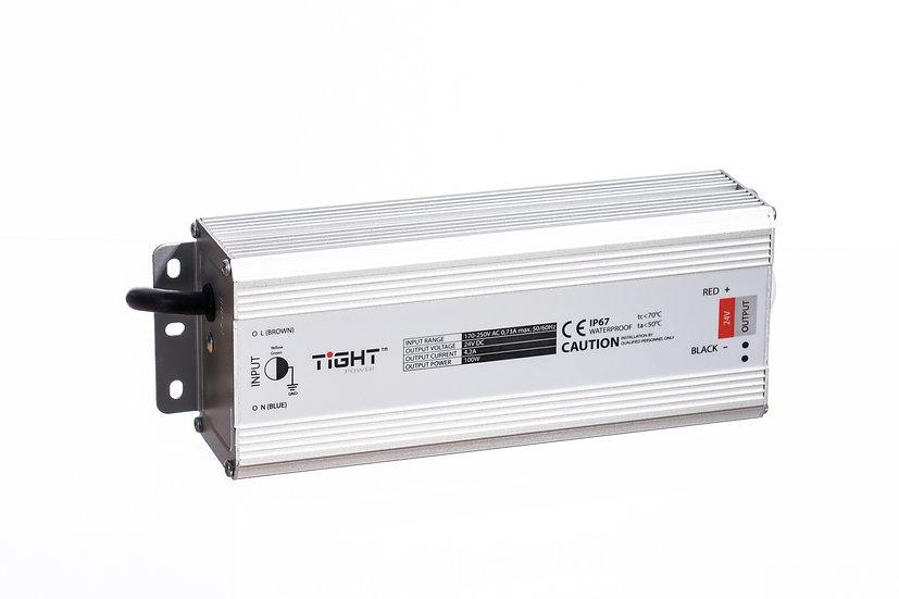 100W 24V Power IP67