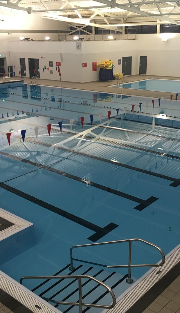 Main Pool Hall