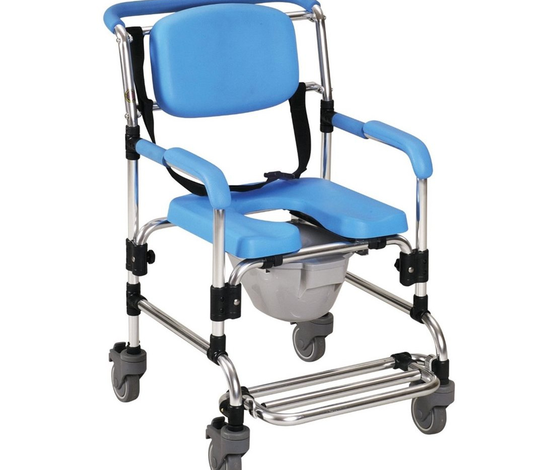 Wheeled Shower Chair