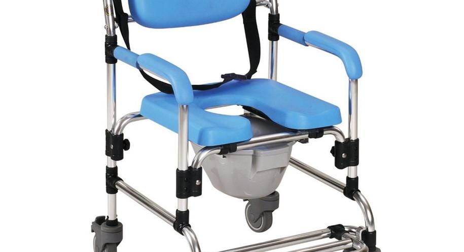 Wheeled Shower Chair
