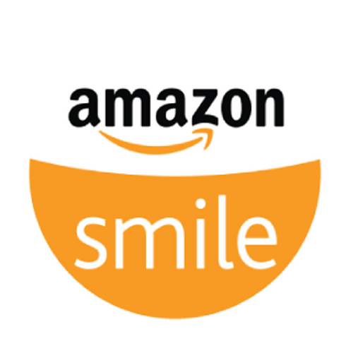 Orange Amazon Smile Logo