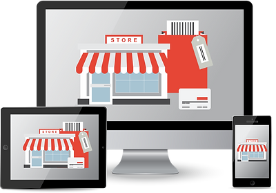 Responsive Online Store creation that works on all devices