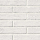White Brickstone