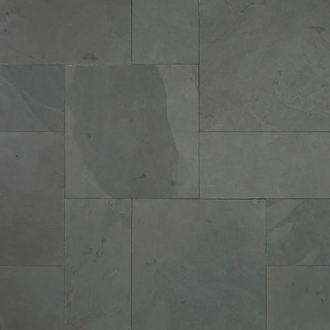 Montauk Blue slate Pavers Dry
