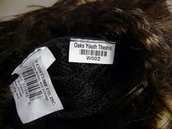 Wig w/ Sew-inTag