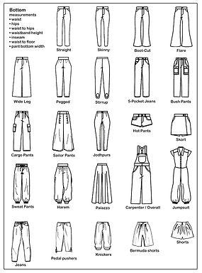 Pant Styles