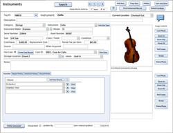 Instruments Record
