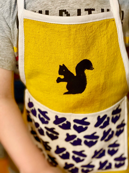 Fabric Printmaking Kit with APRON