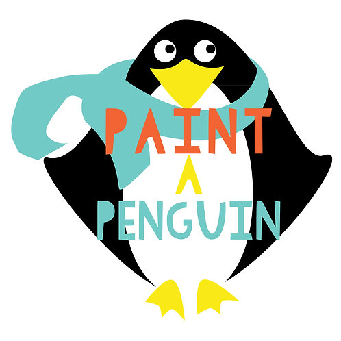 Paint-A-Penguin