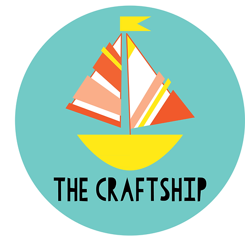 The Craftship Monthly Subscription Craft Box