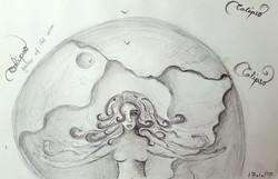Calipso Goddess of the Sea