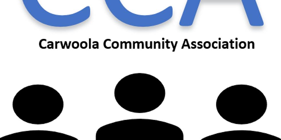 CCA General Meeting