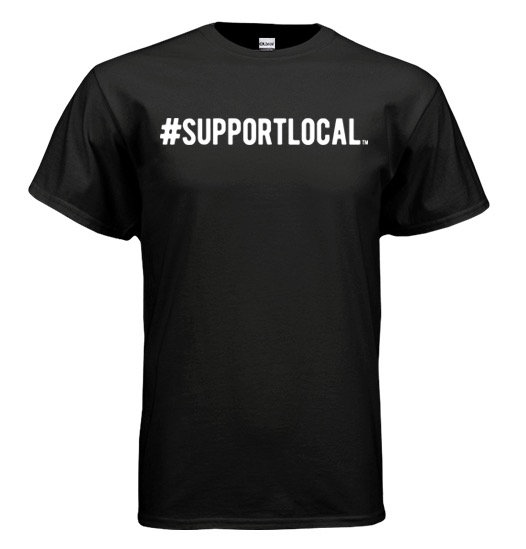 Signature SupportLocal T-Shirt