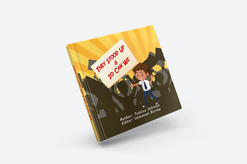They Stood Up - Children's book