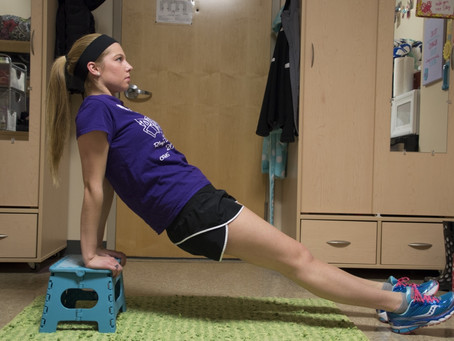 Stay warm; get fit: Seven at-home exercises for winter