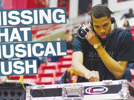 Basketball teams miss musical stylings and energy of campus DJ
