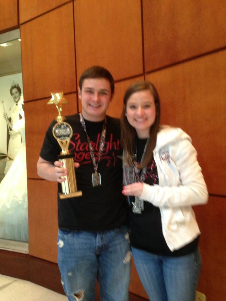 Ryan and Olivia