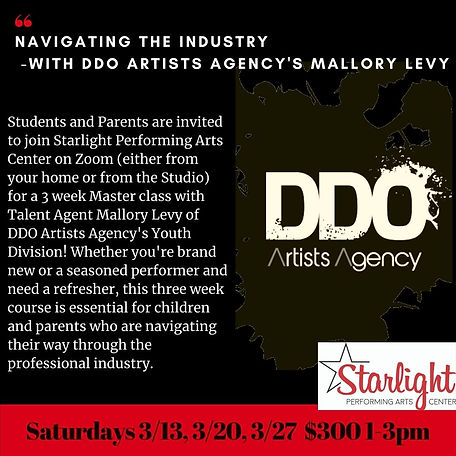 Navigating the Industry with DDO Artists