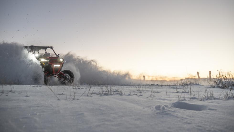 snow rzr