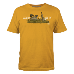 skootin' shirt