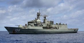 Goodby Cruise Ship - I Am Training For Battle..