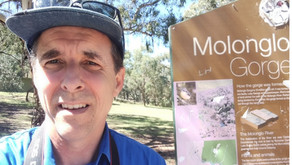Tim On Tour - Molonglo Gorge
