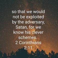 Be Prepared for Spiritual Warfare