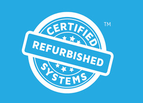 Certified Refurbished Systems Sales