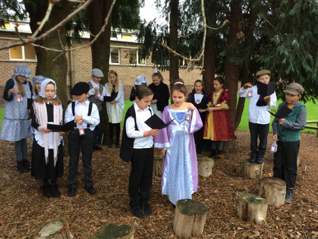 Year 5 Victorian Day