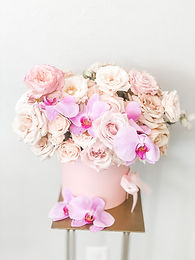 Because of Her -Garden Roses