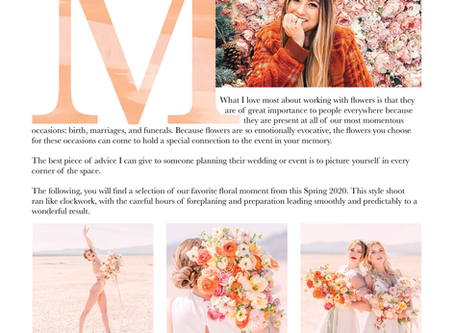 Issue 5 | May 2020 | xoxo Mylo