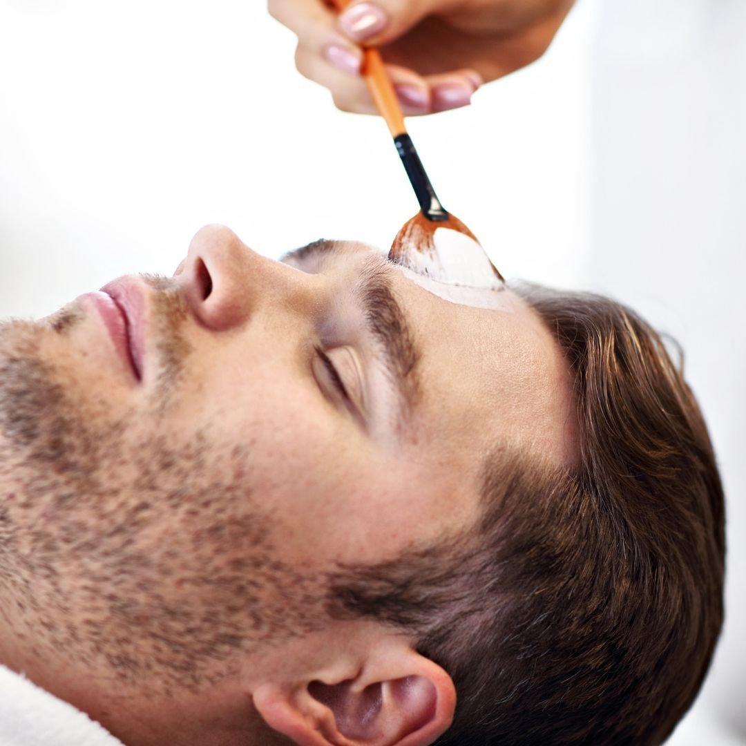 Men's Organic Facial