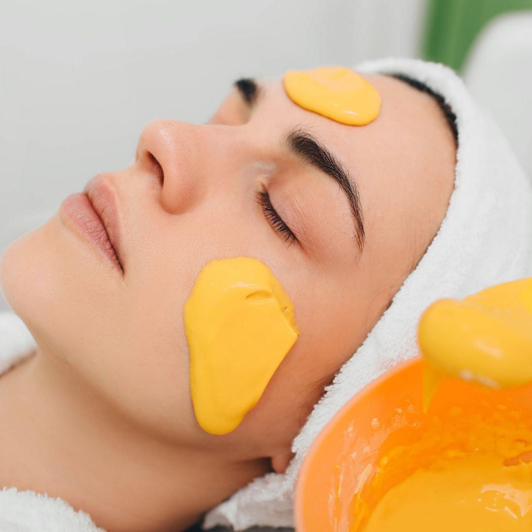 Vitamin C Facial