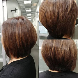 Haircuts & Deep Conditioning Treatment