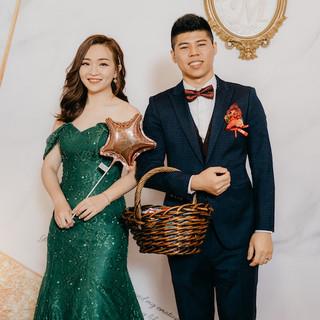 Lung & Mimi 台北大直典華