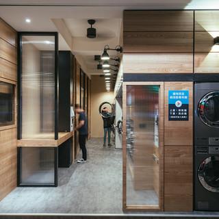 空間室設-波波洗衣