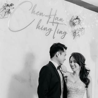 Han & Tina 台中金典酒店