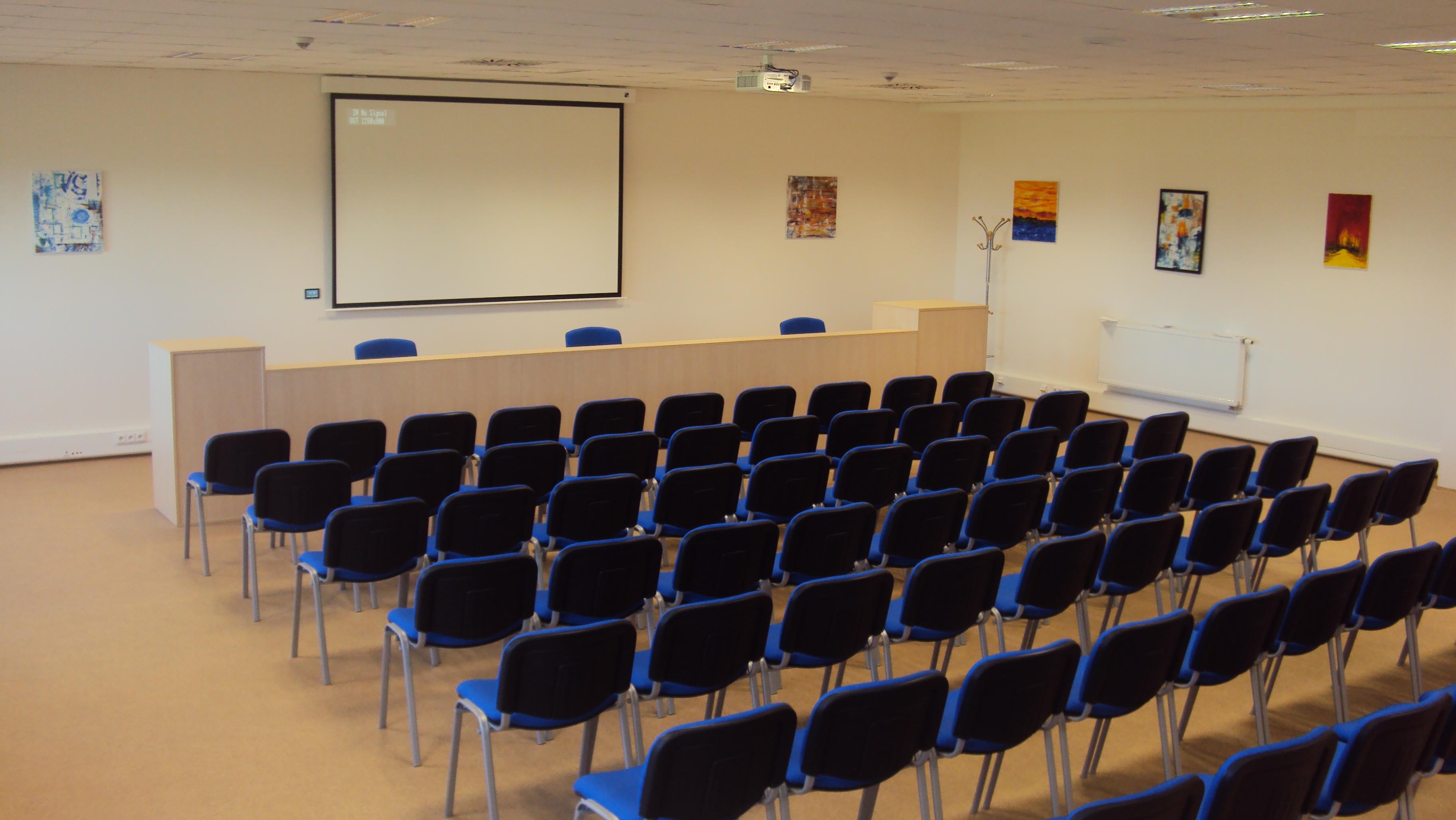 Velký školicí sál 1