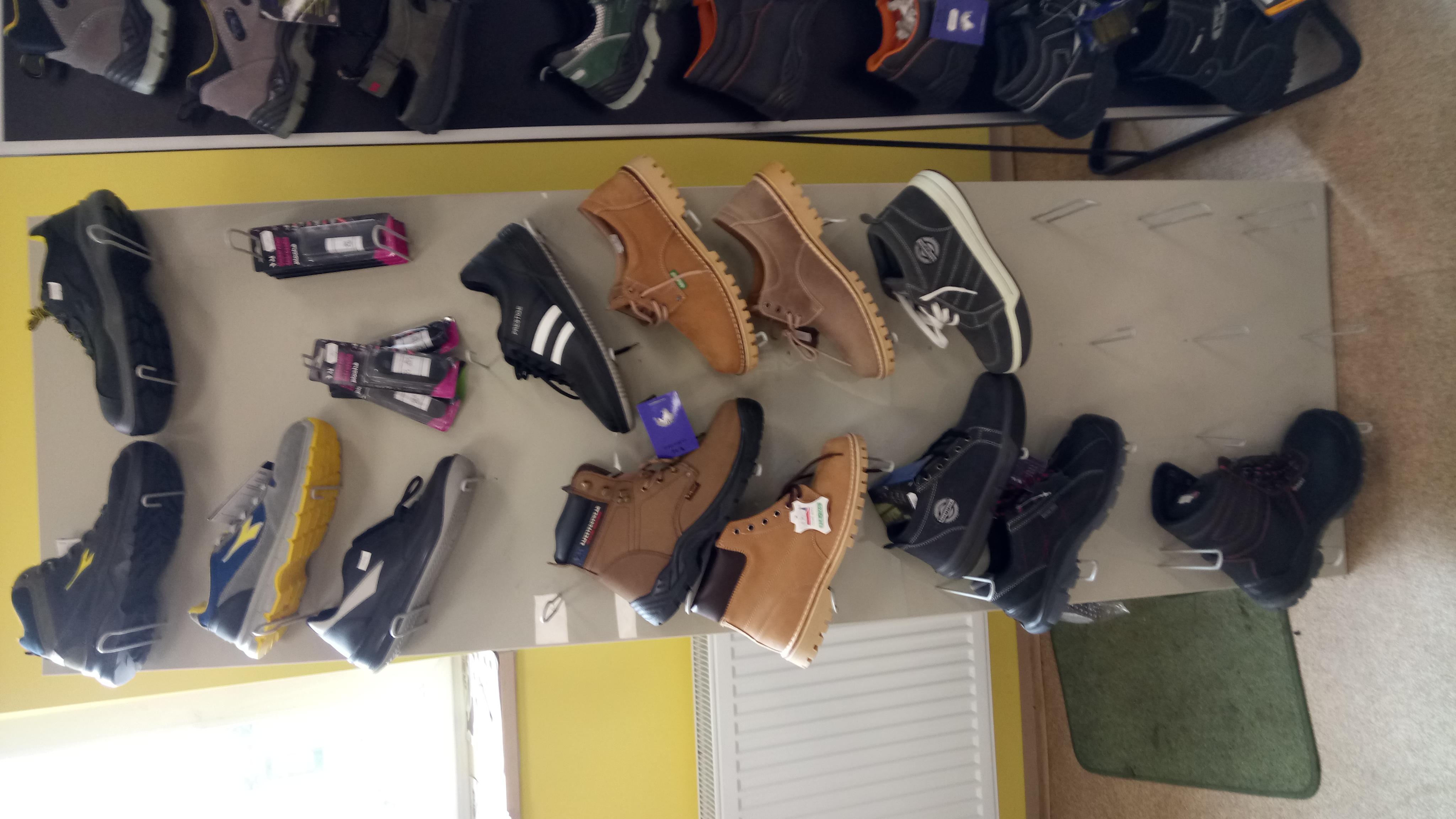 Pracovní obuv prodej