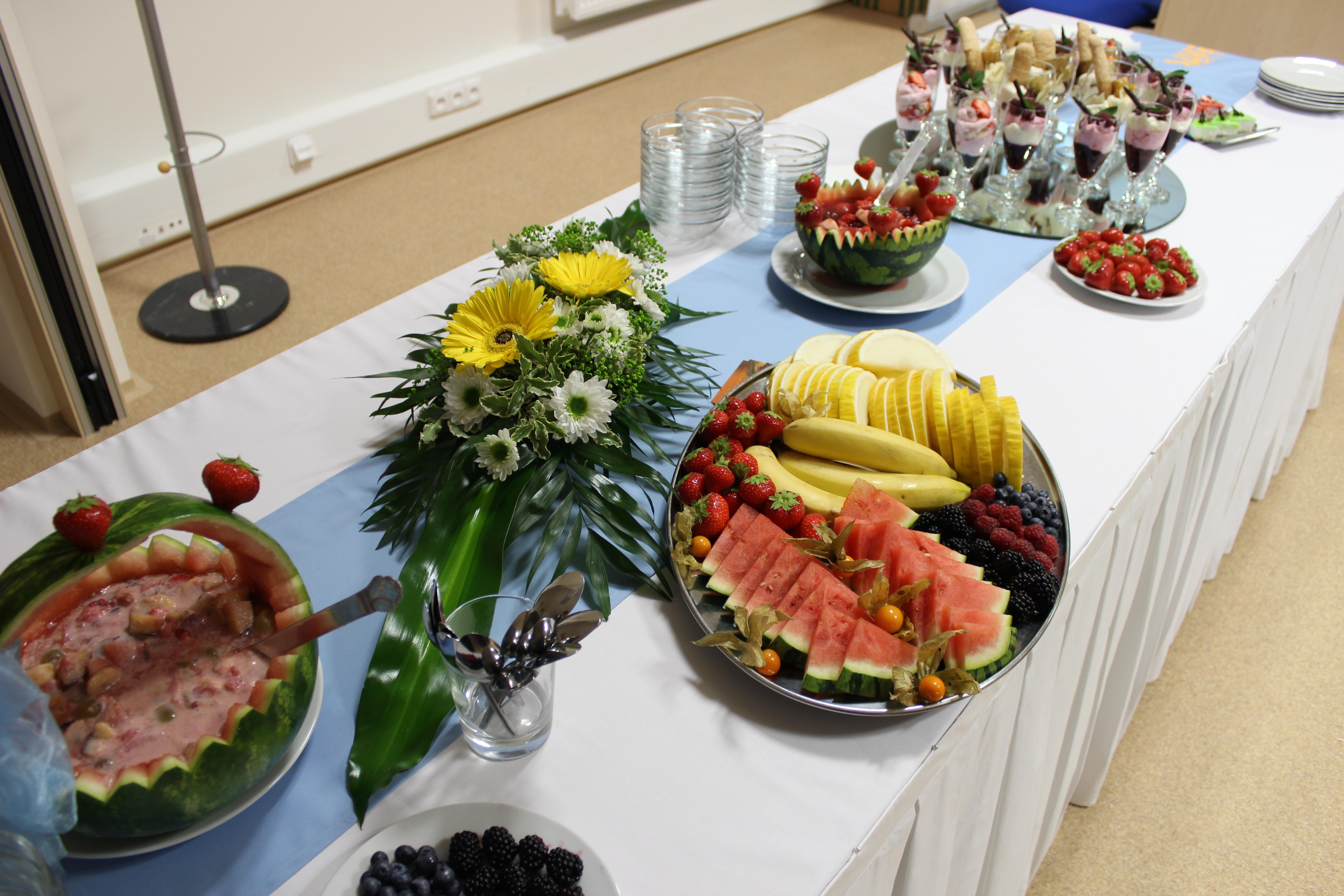 Zajištění občerstvení