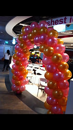 Balloon Decoration, Event Management, Photo Booth