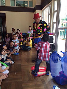 Magic Show, Event Management