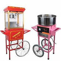 candyfloss & popcorn rental