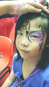 Face Painting, Event Management